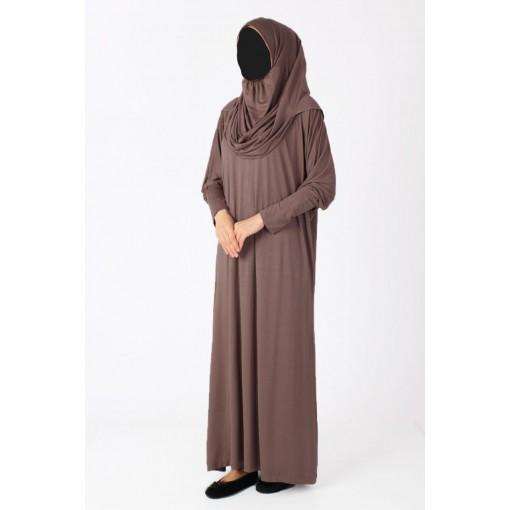 Coppertone prayer wear