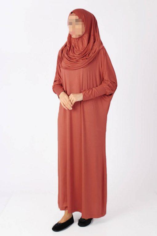 brick abaya
