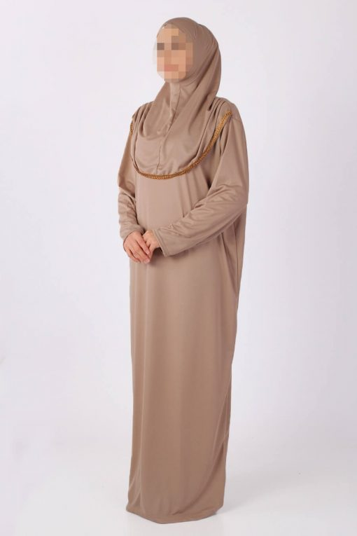 vision color abaya