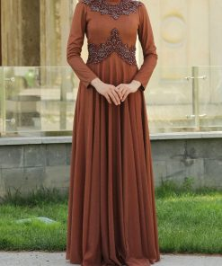brick evening_dress