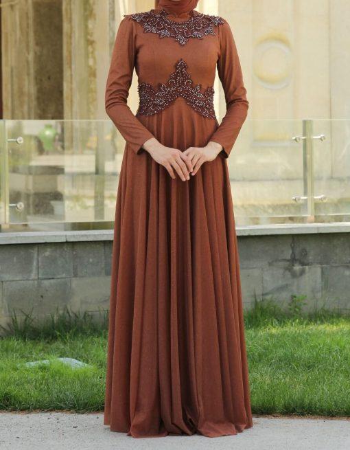 brick evening_dress