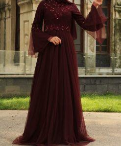 claret_red_evening_dress