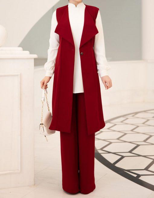 claret_red_vest_pant_and_ecru_tunic_suit