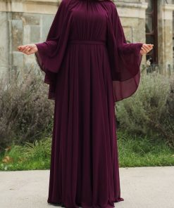 plum-evening_dress
