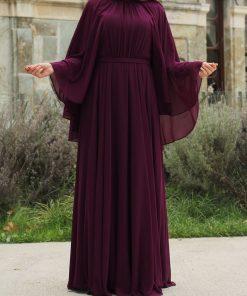 plum-evening_dress