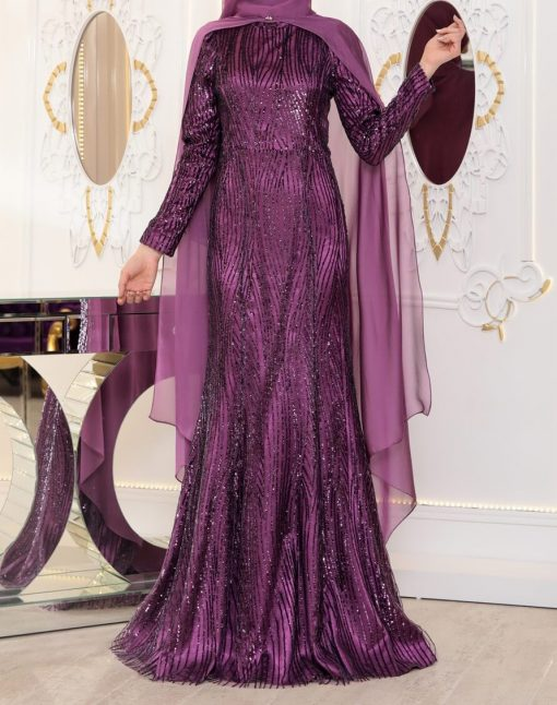 purple-designer-dress