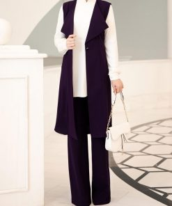 purple_vest_pant_and_ecru_tunic_suit_