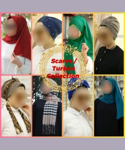 Scarve And Turban Collection